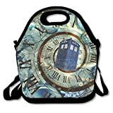 Best Doctor Who Lunch Boxes - Doctor Who Box Lunch Bag Tote Handbag Review