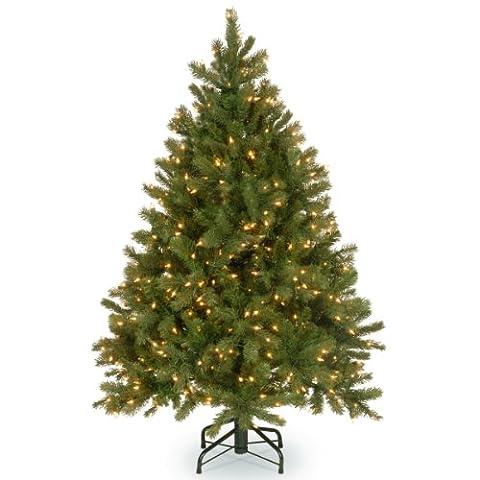 downswept Douglas Fir aufklappbaren Baum, feel-real '– 450klare Lichter–4Fuß x 1/5,1cm
