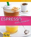 Espresso frisch aufgebrüht (GU Just cooking)