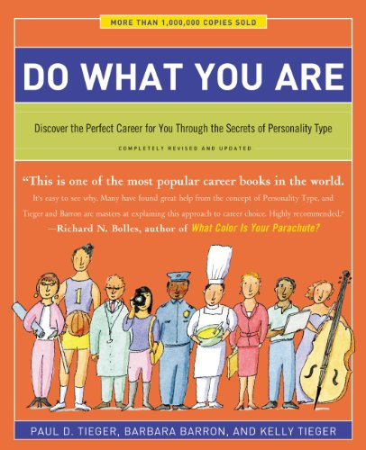 Do What You Are: Discover the Perfect Career for You Through the Secrets of Personality Type (English Edition)