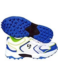 SG Super-Series Rubber Spikes Cricket Shoes
