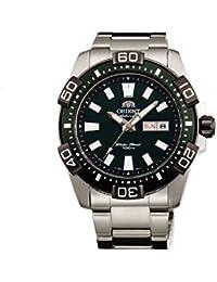 Reloj Orient Automático Caballero Deportivo Diver modelo FEM7R001F9