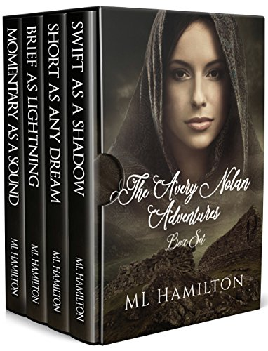 The Avery Nolan Adventure Box Set (English Edition)