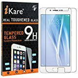 DMG Tempered Glass, iKare 2.5D 9H Tempered Screen Protector for Vivo V5