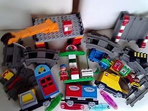 LEGO - boite luxe intelli-train