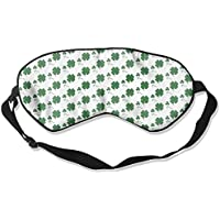 Eye Mask Eyeshade Four Leaf Clover Sleep Mask Blindfold Eyepatch Adjustable Head Strap preisvergleich bei billige-tabletten.eu