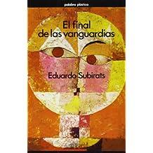 El Final De Las Vanguardias