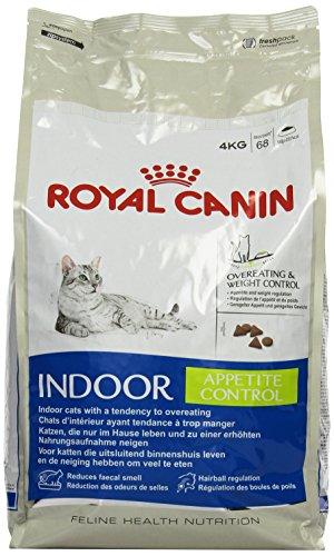 ROYAL CANIN Katzenfutter Indoor Appetite Control 4 kg, 1er Pack (1 x - Sterilised Royal Canin Appetite Control