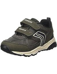 Geox Jungen J Bernie C Sneaker