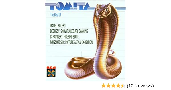The Best of Tomita: Amazon.co.uk: Music