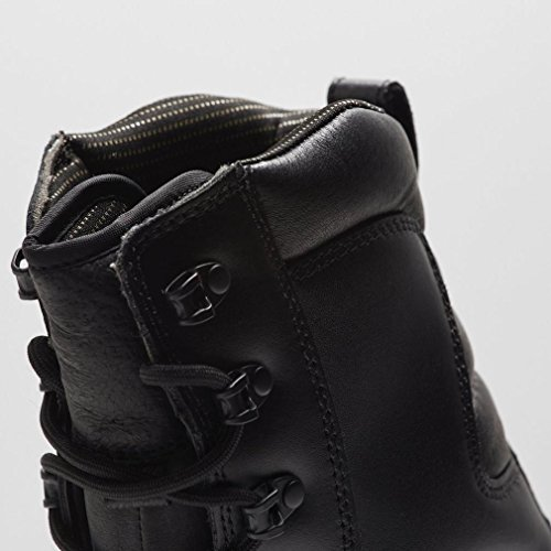 Magnum Elite II Leather Stivali - SS17 Nero