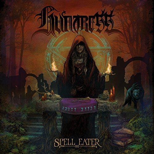 Huntress: Spell Eater (Audio CD)