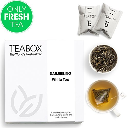 Teabox White Tea Collections