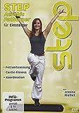 Step Aerobic - Fatburner für Einsteiger [Alemania] [DVD]