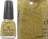 Die besten Glitter Nagellacke - China Glaze Nail Lacquer with Hardner - 3D Bewertungen