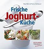 : Frische Joghurt-Küche.