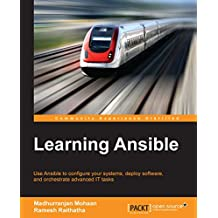Learning Ansible