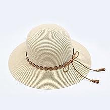 4ebda7a009657 Amazon.es  sombrero paja nina - 3-4 años