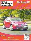Rta 658.1 Alfa Romeo 147 Essence/Diesel