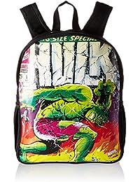 Stylish Comics Close Up Design Marvel Hulk Back Pack