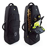 FUSION BAG FOR SAXOPHONE TENOR BLACK Saxophones Tenor Saxo cases & bags