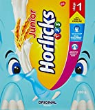 Junior Horlicks Stage 1 Health & Nutrition drink - 200 g Refill pack (Original flavor)