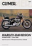 Clymer Harley-Davidson Sportsters 59-85: Service, Repair, Maintenance by Inc. Haynes Manuals (1985-02-01)