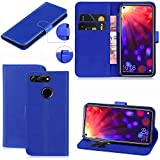 Huawei Honor View 20 Case, Premium PU Leather Flip Wallet