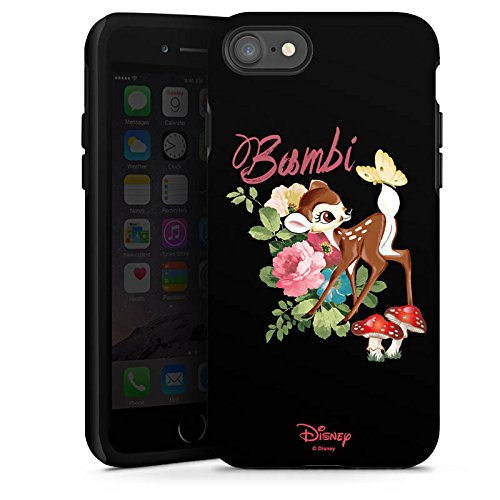 Apple iPhone X Silikon Hülle Case Schutzhülle Disney Bambi Merchandise Fanartikel Tough Case glänzend