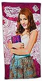 Disney Violetta Tagebuch–Strandtuch, Pink