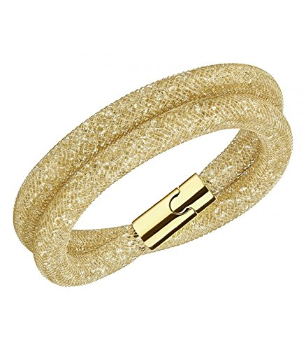 Armband swarovski Stardust Deluxe–Gold–40cm–5159277 (Deluxe-armband)