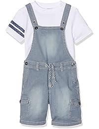 de6dcbde2 3 Pommes Baby Boys' Clothing Set Pack of 2