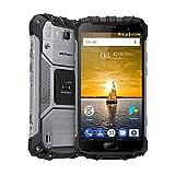 6GB RAM + 64 GB ROM 5,0 FHD Pantalla Smartphone-Android 7,0 16MP cámara Trasera y 13MP Frontal cámara 4700mAh IP68 Impermeable al Aire Libre Ulefone Armor 2 teléfono móvil Tipo-C OTG NFC HiFi GPS