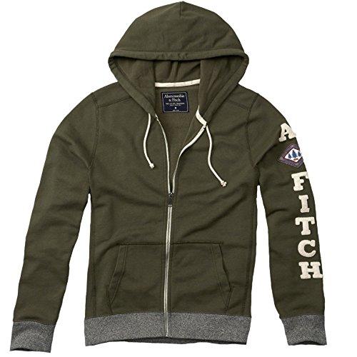 abercrombie-herren-graphic-full-zip-hoodie-kapuzenpullover-grosse-l-olive-624680841