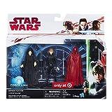 Star Wars : Rückkehr der Jedi - Sammelfiguren-Pack mit Luke Skywalker, Emperor Palpatine und Emperor's Royal Guard