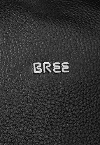 BREE, Borsa a zainetto donna nero black 9 cm x 28 cm x 32 cm (B x H x T) black