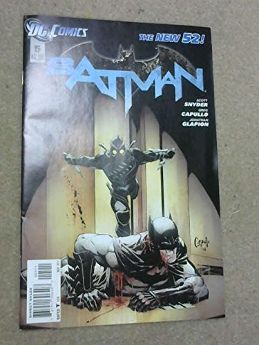 Batman #5. Face the Court