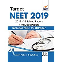 Target NEET UG 2019 (2012-18 Solved Papers + 10 Mock Papers)