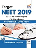 #9: Target NEET 2019 (2012-18 Solved Papers + 10 Mock Papers)