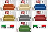 Antimacasar Elastico y Estensible para Sofas Made in Italy 4 Tallas 7 Colores