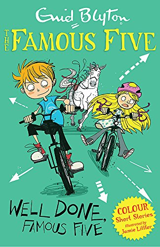 Well Done, Famous Five (Famous Five: Short Stories)
