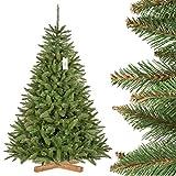 FairyTrees Weihnachtsbaum künstlich FICHTE...