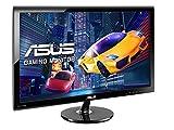 Asus VS278Q 68,6 cm (27 Zoll) Monitor (Full HD, VGA, HDMI, DisplayPort, 1ms Reaktionszeit) schwarz - 3