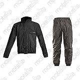 Acerbis pluie Kit RainSuit Logo Noir