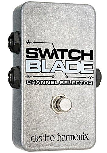 Switchblade (Electro Harmonix 665152-Effekt Elektrische Gitarre mit Synthesizer Filter Nano Switchblade)