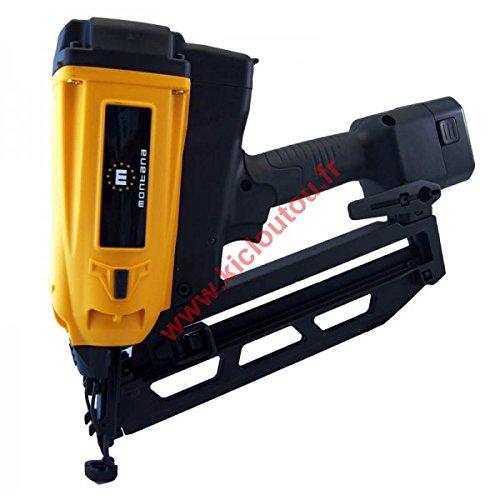 MONTANA GB20-64 Cloueur à gaz spécial finition