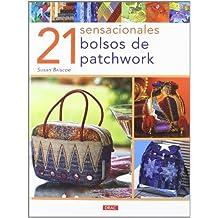 21 sensacionales bolsos de patchwork/ 21 Sensational Patchwork Bags (Spanish Edition) by Susan Briscoe (2007-09-09)