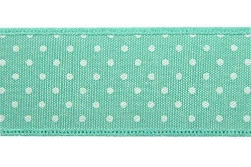 Subito Disponibile Tape Canvas Punkte Gepunktet Tiffany 40 mm X 10 Meter (Canvas-tape)