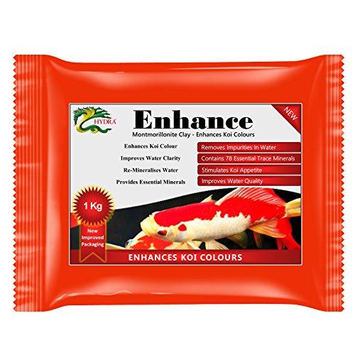 hydra-enhance-1kg-montmorillonite-clay-enriches-deepens-colour-of-koi-goldfish-aids-fish-health