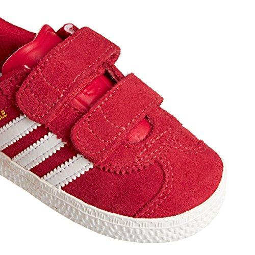 adidas Gazelle 2 CF Sneaker Kleinkinder Rouge